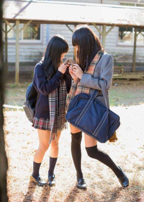 黒髪女子エロ画像178