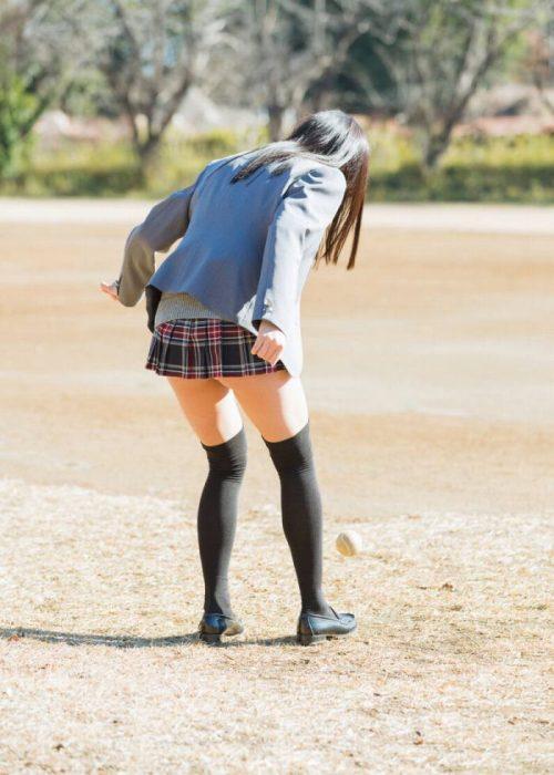 黒髪女子エロ画像185