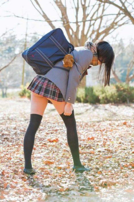 黒髪女子エロ画像188