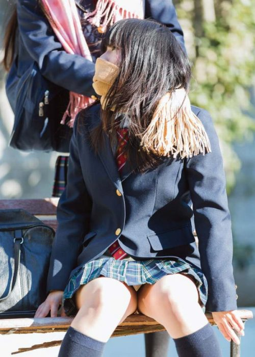 黒髪女子エロ画像189