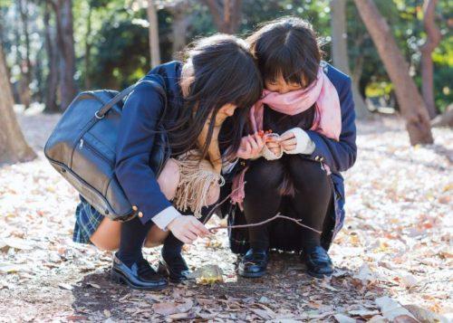 黒髪女子エロ画像191