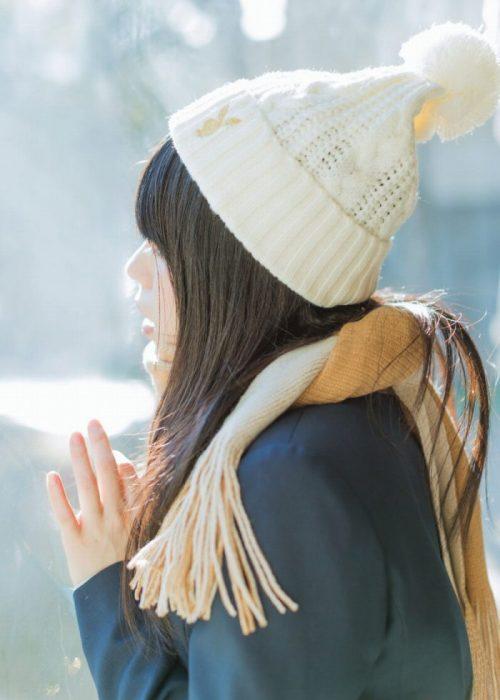 黒髪女子エロ画像195