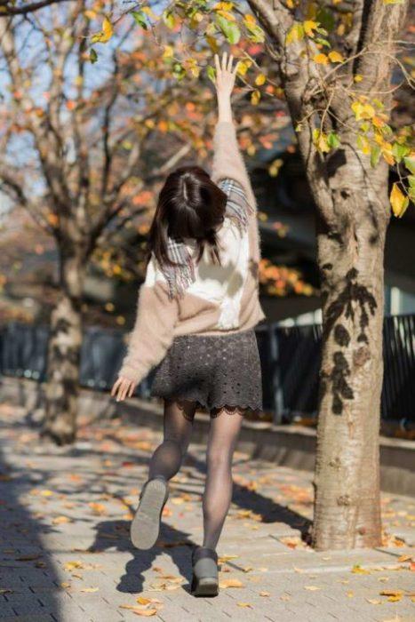 黒髪女子エロ画像196