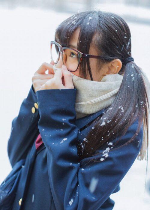 黒髪女子エロ画像198