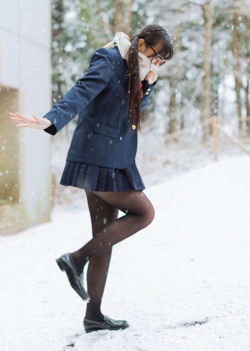 黒髪女子エロ画像199