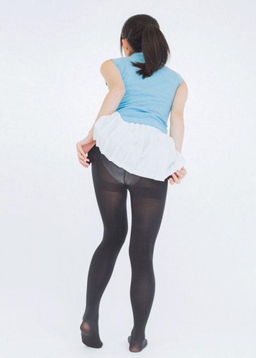 黒髪女子エロ画像205