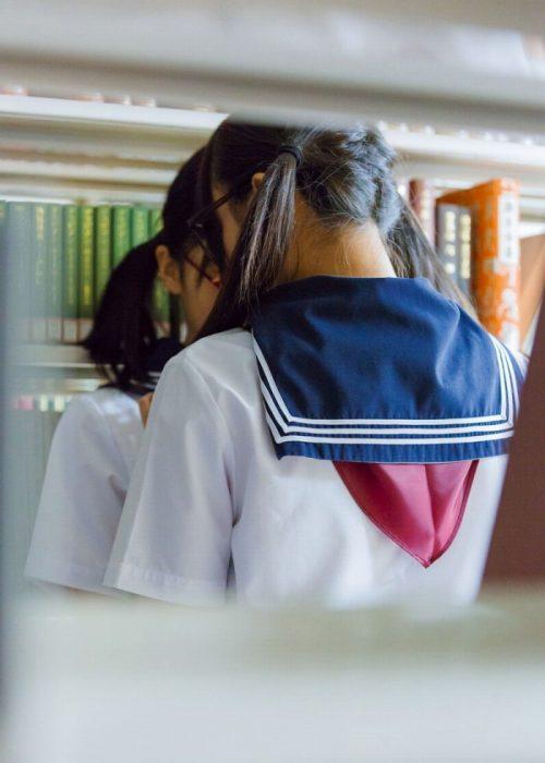黒髪女子エロ画像218
