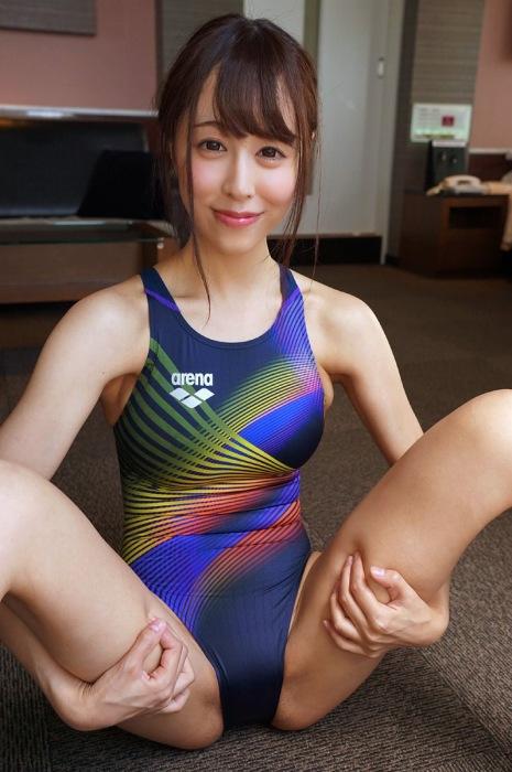 競泳水着 エロ画像024