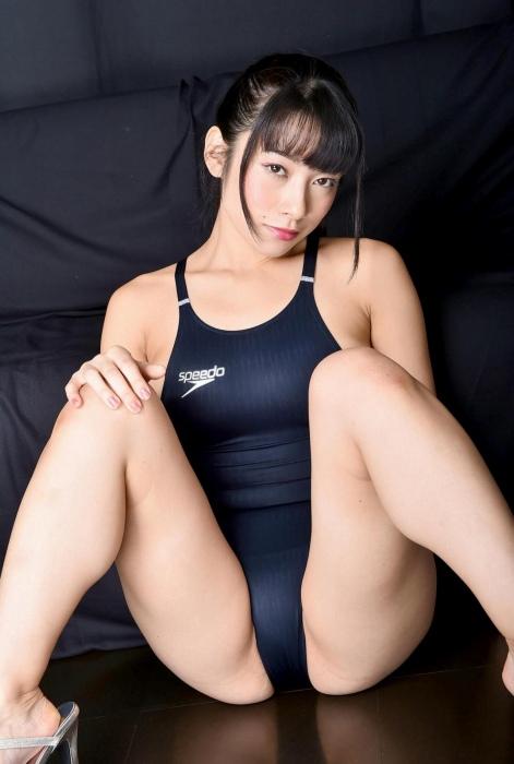 競泳水着 エロ画像060