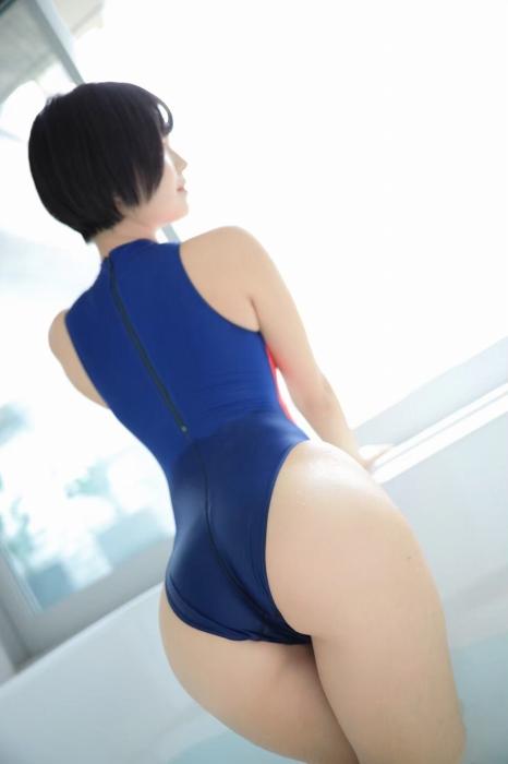 競泳水着 エロ画像081