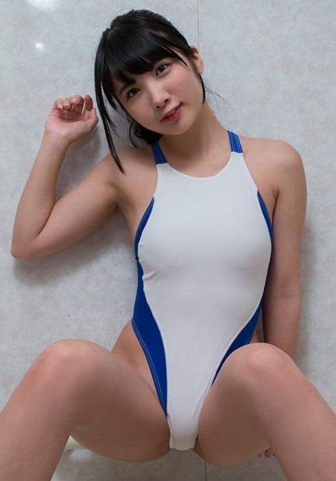 競泳水着 エロ画像192