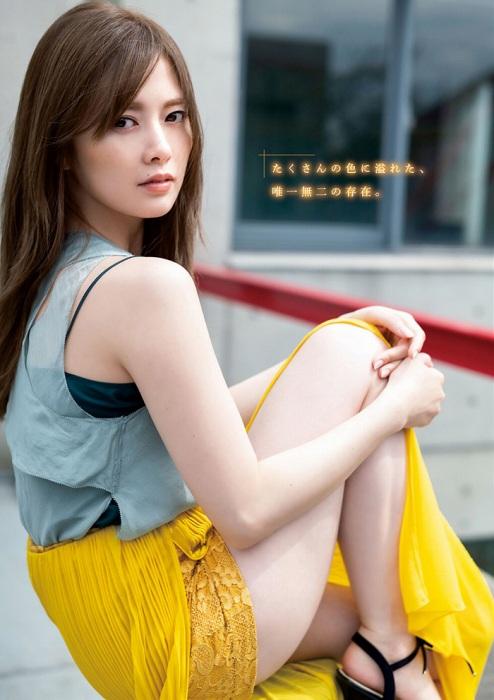 白石麻衣画像 エロ画像014