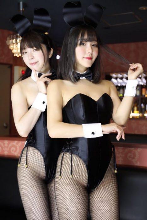 バニーガールエロ画像041