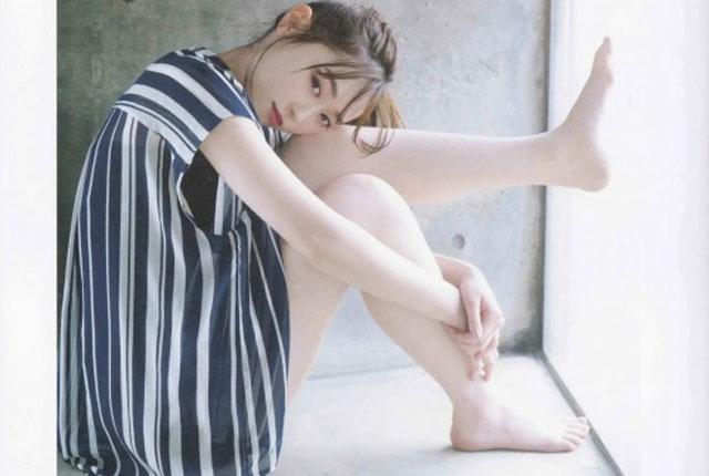 福原遥 エロ画像