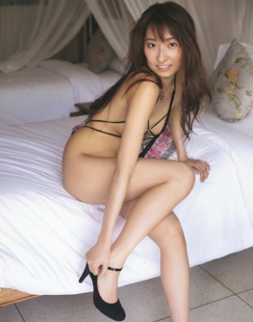 緒方咲 エロ画像091