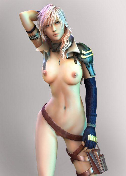 3DCG美女 二次元エロ画像002