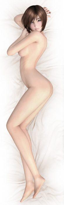 3DCG美女 二次元エロ画像013