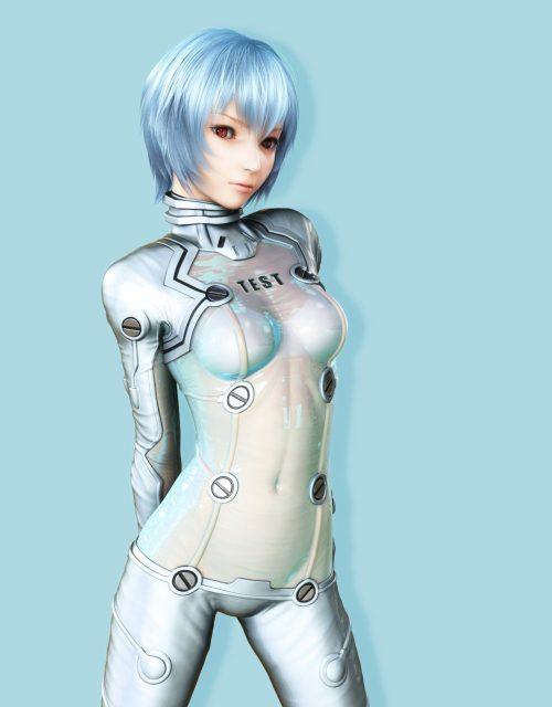 3DCG美女 二次元エロ画像020
