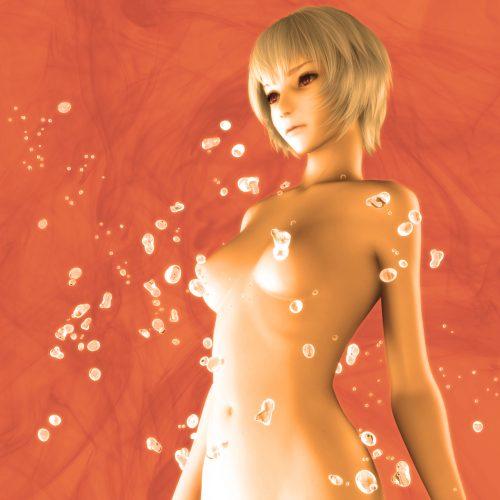 3DCG美女 二次元エロ画像042