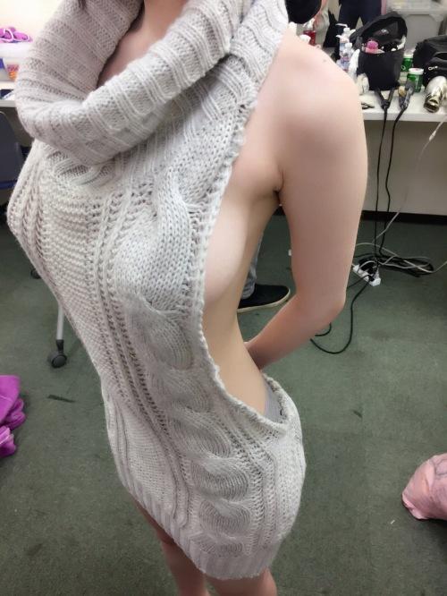 童貞を殺すセーター 画像131