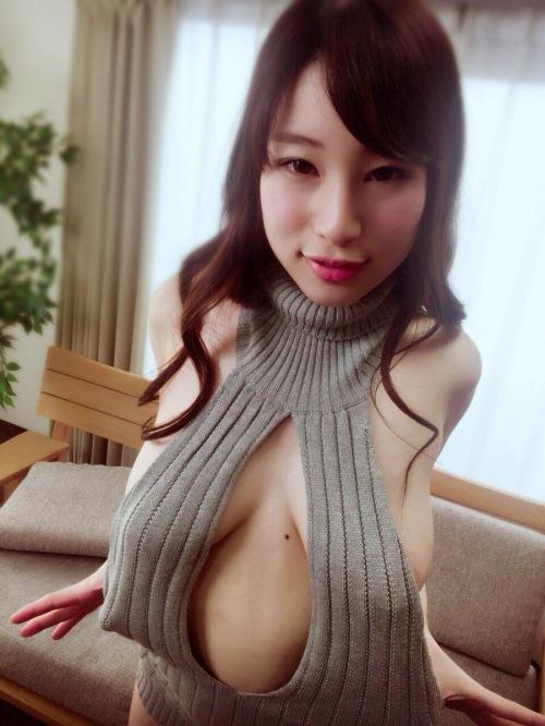 童貞を殺すセーター 画像176