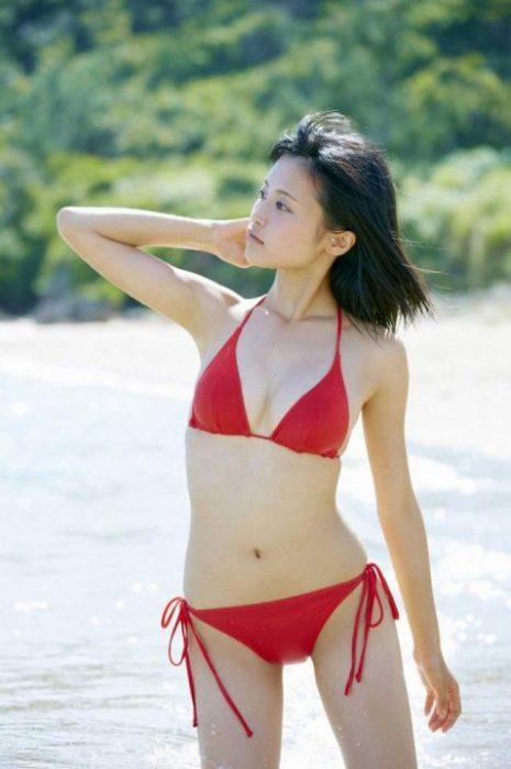 小島瑠璃子グラビア エロ画像127