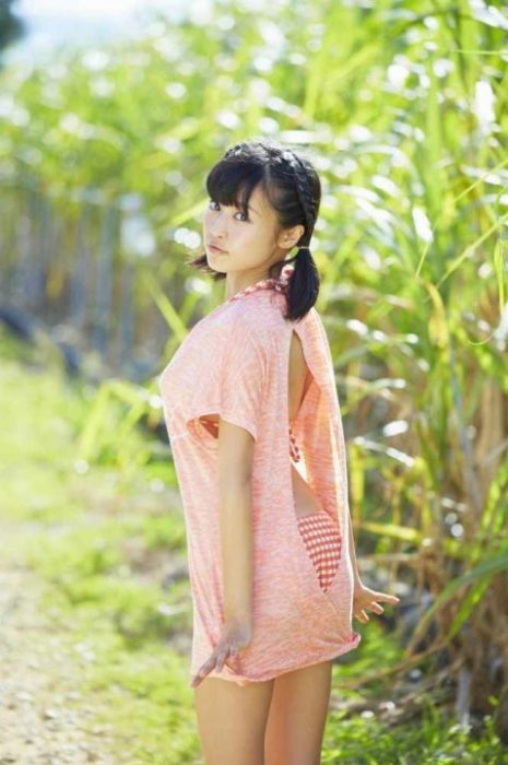 小島瑠璃子グラビア エロ画像155