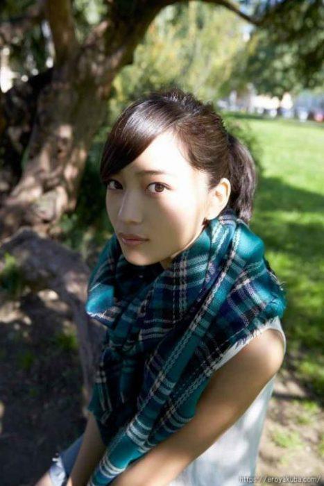 川口春奈グラビア画像022