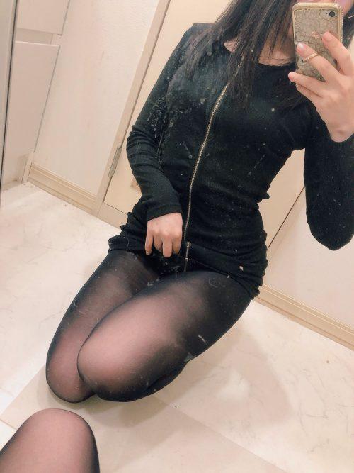 黒タイツエロ画像030