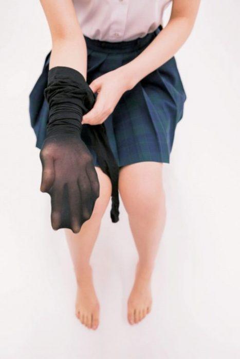 黒タイツエロ画像089