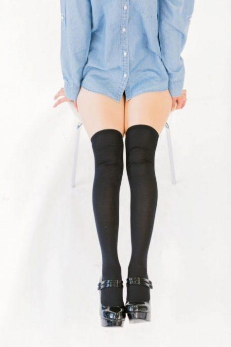 黒タイツ エロ画像158