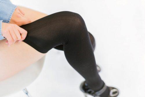 黒タイツ エロ画像159
