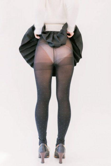 黒タイツ エロ画像188