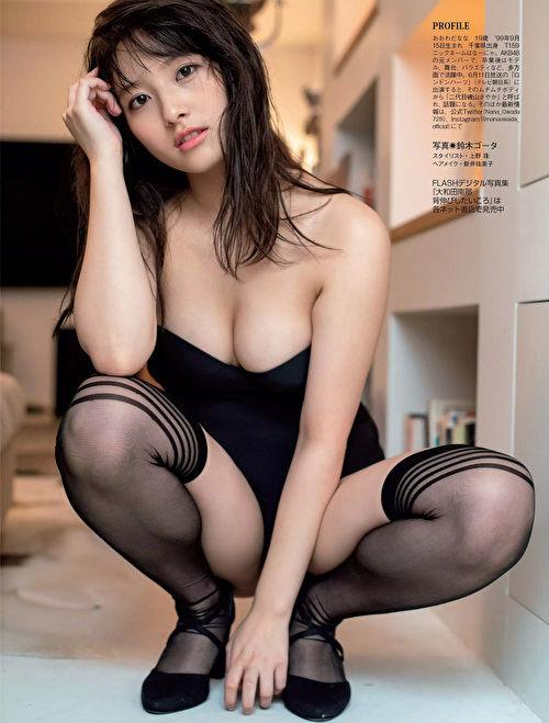 大和田南那 エロ画像084