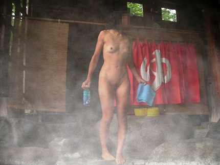素人温泉エロ画像086