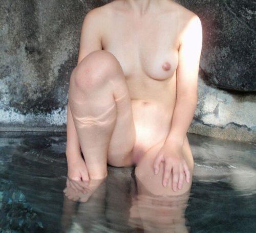 素人温泉 エロ画像106
