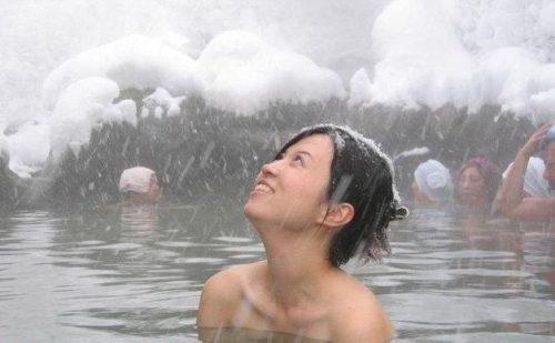 素人温泉 エロ画像114