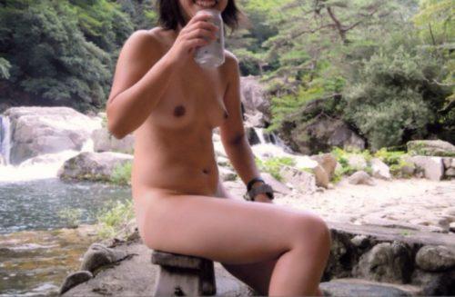 素人温泉 エロ画像154