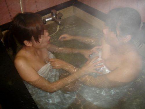 素人温泉 エロ画像167