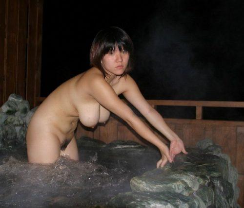 素人温泉 エロ画像180