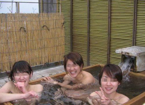 素人温泉 エロ画像184