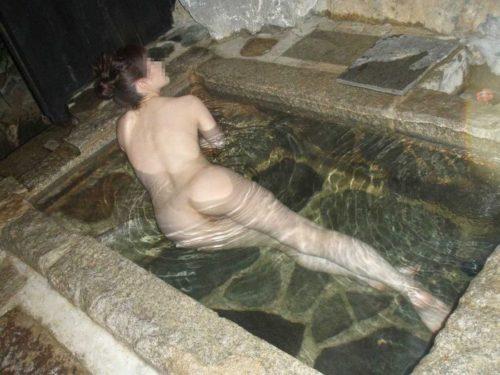 素人温泉 エロ画像193