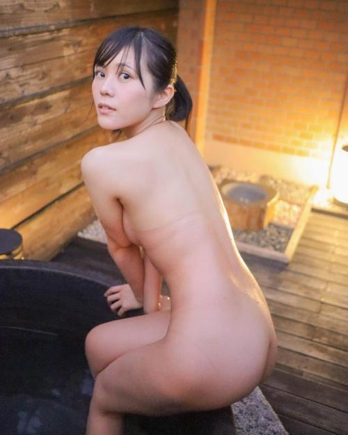 素人温泉 エロ画像205