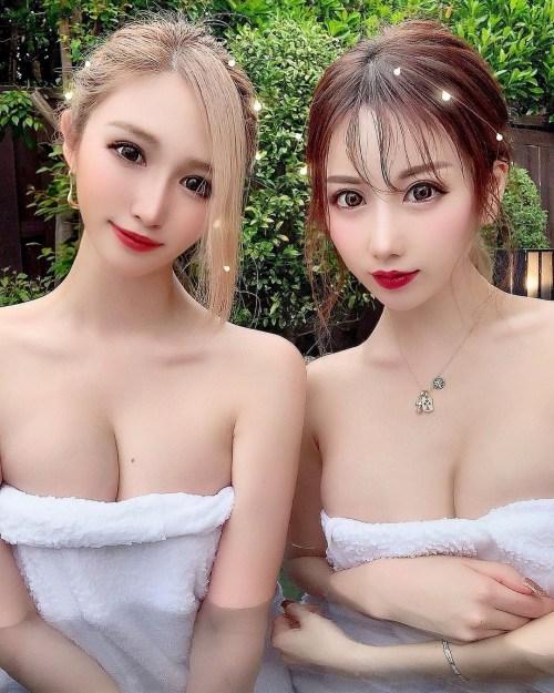 素人温泉 エロ画像206