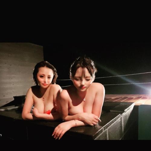 素人温泉 エロ画像207