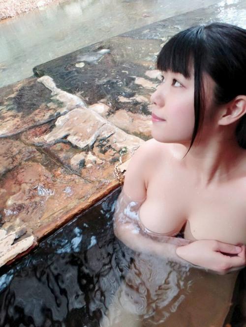 素人温泉 エロ画像229