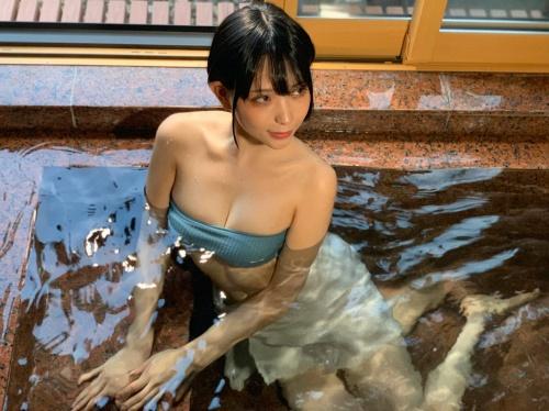 素人温泉 エロ画像232