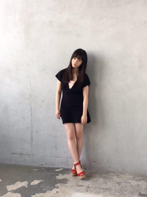 橋本環奈グラビア エロ画像134