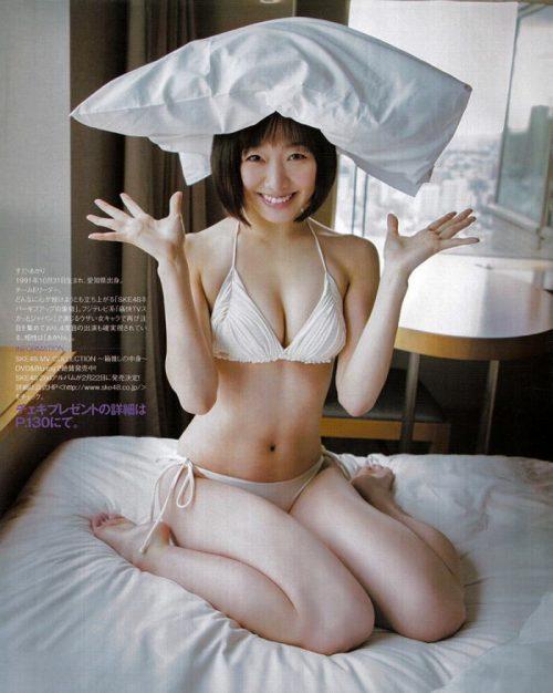 須田亜香里グラビア エロ画像180