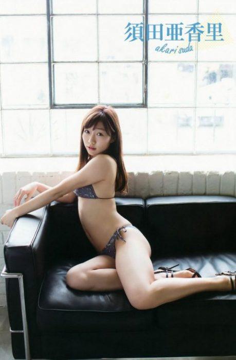 須田亜香里グラビア エロ画像186
